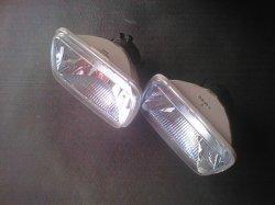 画像1: サニーB310&サニトラB122 マルチデフレクターヘッドライトSet