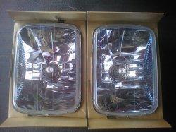 画像1: AE86  スプリンター トレノ マルチデフレクターヘッドライトSet