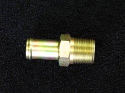 画像3: ハコスカ&ケンメリ L6気筒用ヒーターホースパイプコネクター