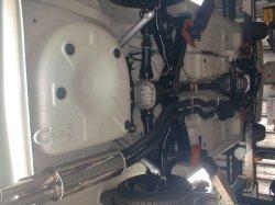 画像3: ハコスカ GT&GT-X ハーフステンレスデュアルマフラー50φ  在庫切れ