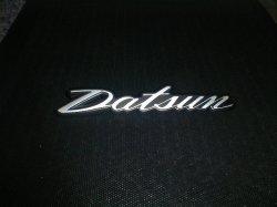 画像1: ダットサン・DATSAN エンブレム
