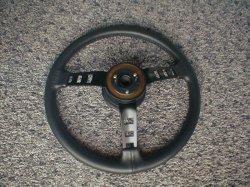 画像3: GT-R・ダットサンコンペ ハンドル・レプリカ 限定販売品