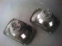 画像3: サニーB310  ハロゲン・ヘッドライトSet 角目2灯式ライト