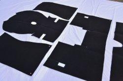 画像2: ブルーバード510 4drセダン用 フロアーカーペット5点セット