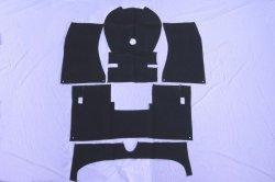 画像1: ブルーバード510  2drセダン用 フロアーカーペット5点セット