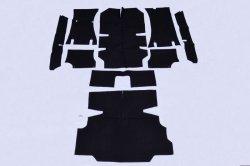 画像1: フェアレディS30Zフロアーカーペット 中期モデル 9点セット