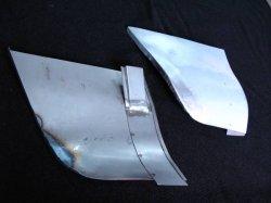 画像1: ハコスカ フロントフェンダー下部 レストア用板金部品