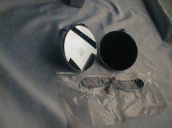 画像1: HONDA S800 フェンダーミラー左右Set