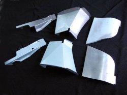 画像1: ハコスカ レストア用・板金補修用部品・3点セット