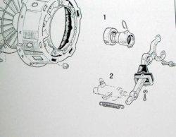 画像3: トヨタ 2000GT クラッチ O/H 3点 Set