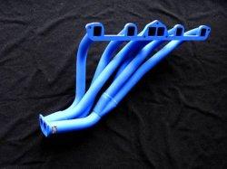 画像3: L6型エンジン用スチールタコ足