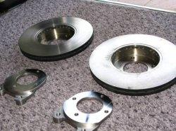画像1: SP311&SR311 MK63ベンチローター&ブラケットセット