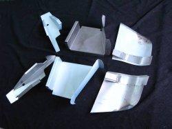 画像2: ハコスカ レストア用・板金補修用部品・3点セット