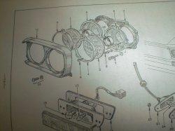 画像3: ハコスカ ヘッドライトリム/丸目4灯式ライト用
