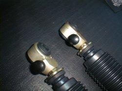 画像4: ハコスカ&ケンメリ全長調整式&減衰力ダイヤル調整リアショートアブソーバー